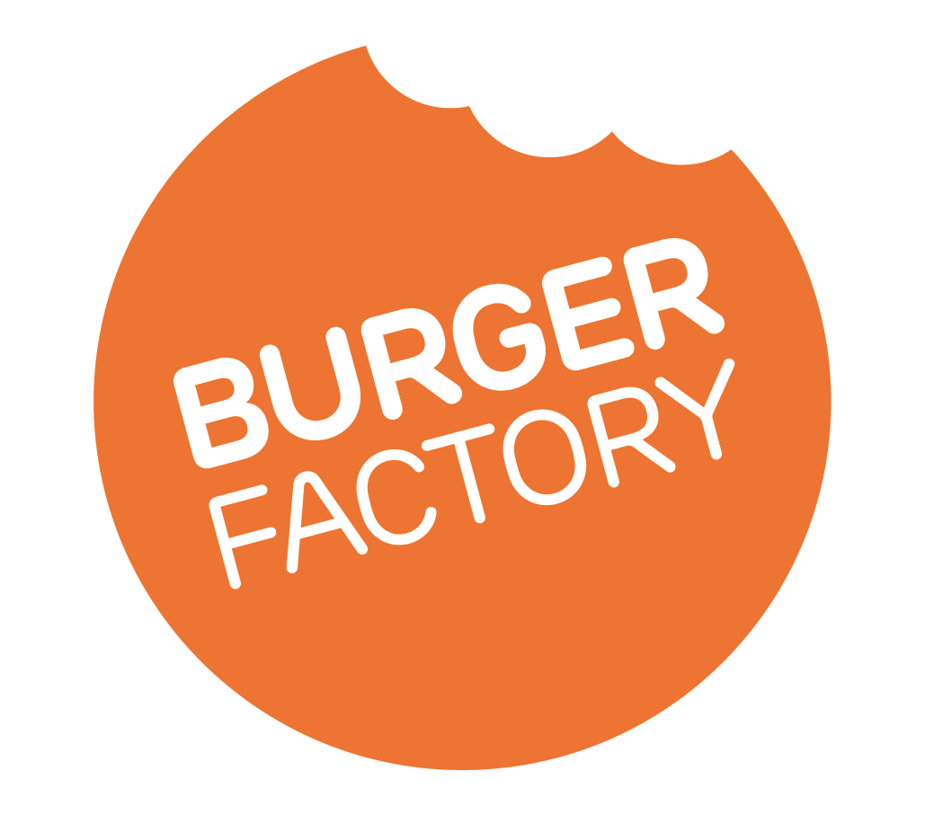 burger factory logo