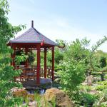 The Chinese garden universe